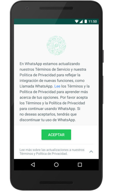 WhatsApp empieza a compartir tu número de teléfono y conexiones con Facebook | Aprendiendoaenseñar | Scoop.it