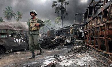 UN report damns failings during Sri Lankan civil war climax   Sri Lankan Civil War   Scoop.it