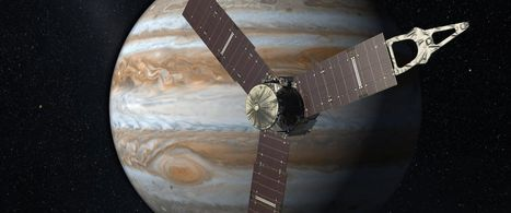 NASA's Juno Spacecraft Readies for Jupiter Encounter | STEM Connections | Scoop.it
