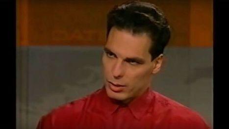 Achado Arqueológico  »»» Em 1993 Varoufakis já era contra a austeridade… E ainda tinha cabelo | Saif al Islam | Scoop.it