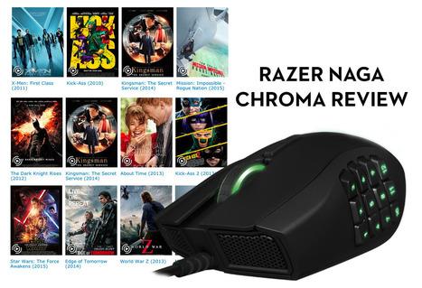 Film Editing with a Razer Naga Chroma | Editing | Scoop.it