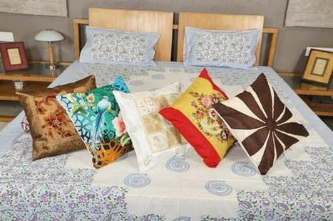 How Patterned Cushion Covers Can Add A Drama To Your Room? | Home Decor & Fashion | Scoop.it