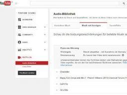 Youtube: Neue Funktion klärt über Song-Copyrights auf | iPad Sekundarschule | Scoop.it