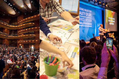 ! SDN launches The #ServiceDesign Award. Don't miss the chance to present your work at #SDGC15 in NYC!   Designing services   Scoop.it