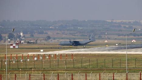 Cinquantaine de bombes nucléaires #US stockées dans une base en #Turquie à 2 pas de la frontière avec la #Syrie | Infos en français | Scoop.it
