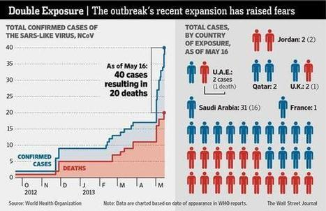 Twitter / WSJGraphics: SARS-lik virus, NCoV, outbreak's ... | MERS-CoV | Scoop.it