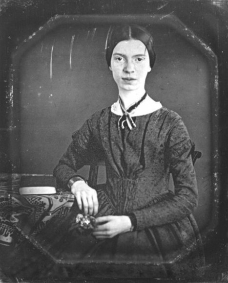 Emily Dickinson: Poet in the Kitchen | The History Kitchen | PBS Food | Human Writes | Scoop.it
