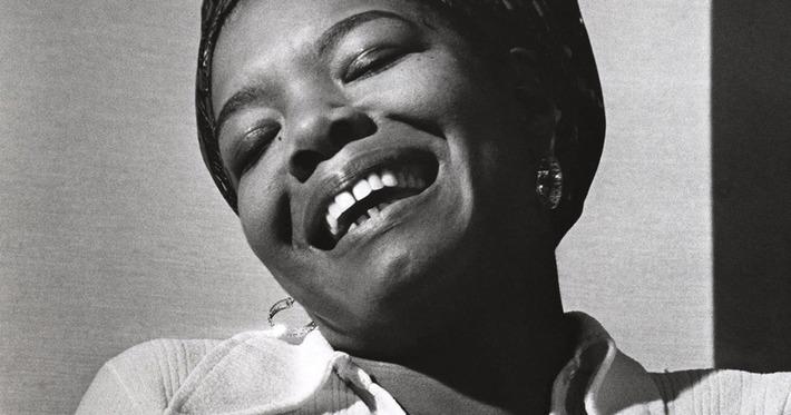 Maya Angelou Life in Photos | Colorful Prism Of Racism | Scoop.it
