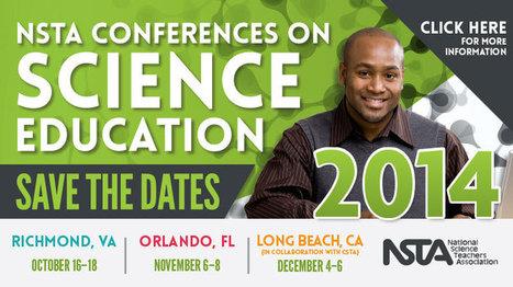 National Science Teachers Association | Teaching Resources | Scoop.it