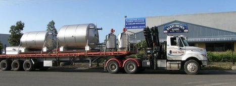 Stainless Steel Tanks | Barry Brown & Sons | Stainless Tanks | Steel Tanks For Sale | Scoop.it