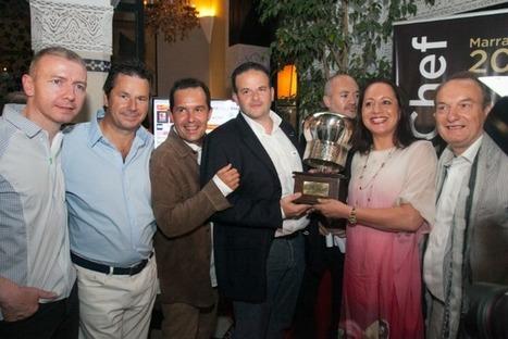 Le Trophée MarrakChef décerné - Made in Marrakech | Gastronomie Française 2.0 | Scoop.it