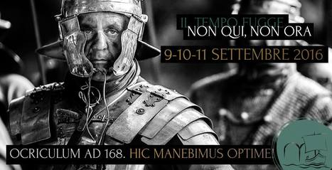 EVENTO - Ocriculum AD 168 | LVDVS CHIRONIS 3.0 | Scoop.it