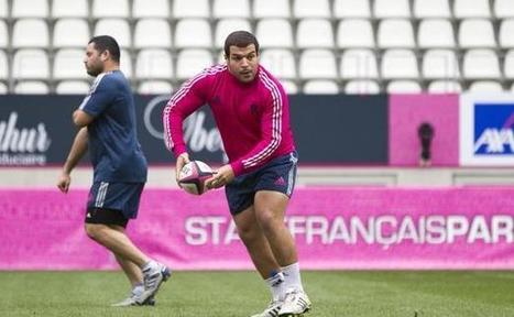 Top 14: Rabah Slimani, le pilier made in Sarcelles | mon rugby à moi | Scoop.it