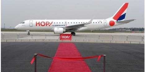 Hop ! (Air France) préfère les VTC aux taxis | great buzzness | Scoop.it