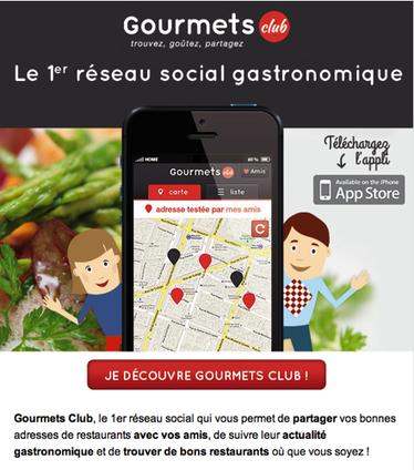 Une application vous propose de devenir Critique Gastronomique|Chefs Pourcel Blog | Vin 2.0 | Scoop.it