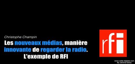 Les nouveaux médias : continuer à faire de la radio de manière différente | Le métier de community manager | Scoop.it
