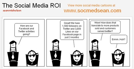 The KISS Method for Determining Social Media ROI | Social Media Today | An Eye on New Media | Scoop.it
