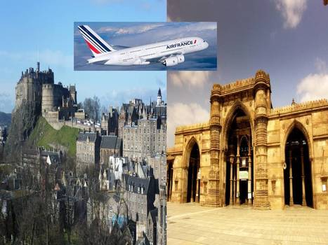 Business Class Tickets from Edinburgh to Ahmedabad | Travel Spot | Scoop.it