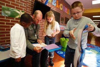 Clarksville students learn leadership through 'Leader In Me' - Clarksville Leaf Chronicle | First Grade Leaders | Scoop.it
