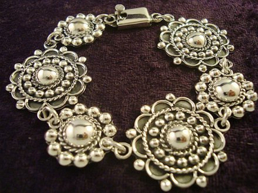 Momento Bracelet - Mexican Silver Store | Taxco.925 Mexican Silver Store | Scoop.it