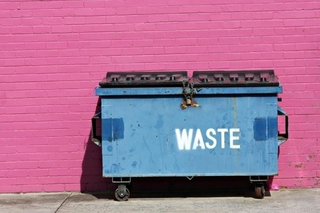 Like Uber for dumpster rental, Thumbster makes spring cleaning a snap | Peer2Politics | Scoop.it