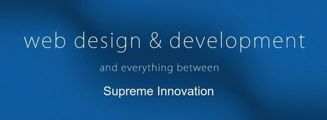 How to design your website/ use these tips | supremeinv | Scoop.it
