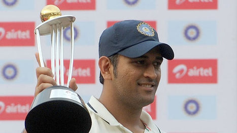 Dhoni named brand ambassador of Emcure Pharmaceuticals | The SPINbound Marketing Hub | Scoop.it