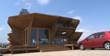 Une maison modulaire et solaire préfabriquée via impression 3D | Développement, domotique, électronique et geekerie | Scoop.it