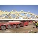 Toulouse : un viaduc de 500 tonnes lancé au-dessus de l'autoroute A621 - Transport et infrastructures - LeMoniteur.fr | Cahier des Architectes | Scoop.it