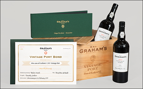 Graham's (Symington Family, member of PFV): First Vintage Port Bond launched | Vitabella Wine Daily Gossip | Scoop.it