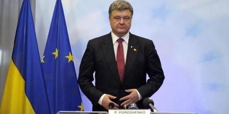 UKRAINE: Revers sur l'accord de libre-échange avec l'UE ' Histoire de la Fin de la Croissance ' Scoop.it