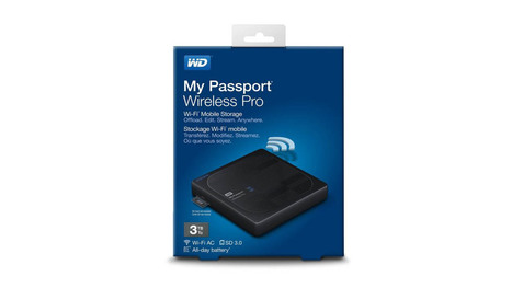 My Passport Wireless Pro, le disque dur Wi-Fi pour stocker ses images sans ordinateur   Freewares   Scoop.it