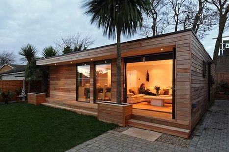 Garden Home by in.it.studios | sustainable architecture | Scoop.it