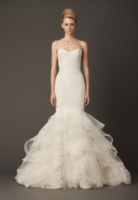 Wedding Dresses, Bridal Gowns by Vera Wang | Fall 2013 | wedding | Scoop.it