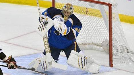 Refocused Halak is off to best start of his career | Daily Hockey Features | Scoop.it