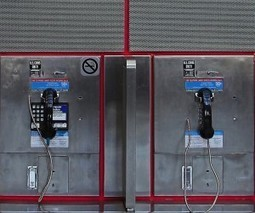 High-Tech Payphone Concept Wins NYC Design Challenge | what is design | Scoop.it
