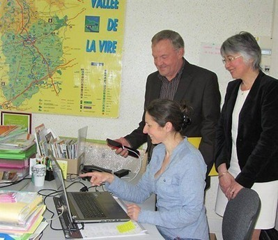 Le Saint-Lois réagit à la percée de l'e-tourisme en formant des Animateurs numériques de territoire | Animation Numérique de Territoire | Le tourisme pour les pros | Scoop.it
