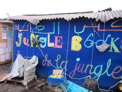 """Jungala Radio"": Calais' first radio station run by refugees 