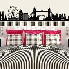 Vinilo Decorativo Skyline London | Vinilos Decoración | Scoop.it