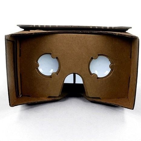 Make your phone into a VR headset with Cardboard (Wired UK) | Research for Design Sydney | Scoop.it