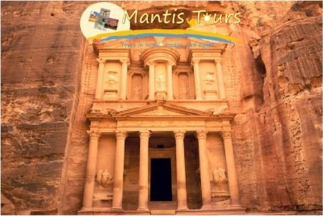 Try Visiting Israel and Petra Once In Your Lifetime | Petra jordan tours from Israel | Scoop.it