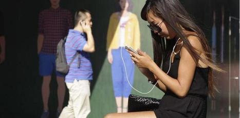 Smartphones : déjà un milliard d'utilisateurs dans le monde | Mobile & Magasins | Scoop.it