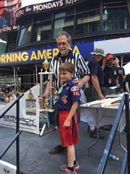 Vernon Cub Scout wins top award in NYC derby race   Boy Scouts of America   Scoop.it