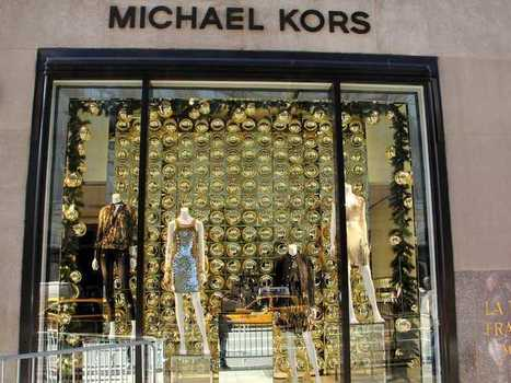 Newcomer Michael Kors Just Surpassed One Of The World's Most Famous Brands | De todo!!! | Scoop.it