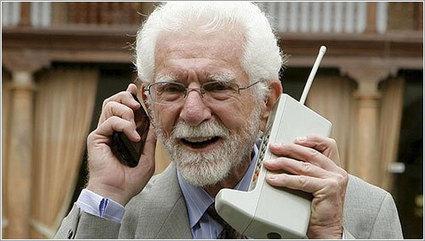 40 años de la primera llamada desde un teléfono móvil realmente portátil | Perdiendo el miedo a la tecnologia | Scoop.it
