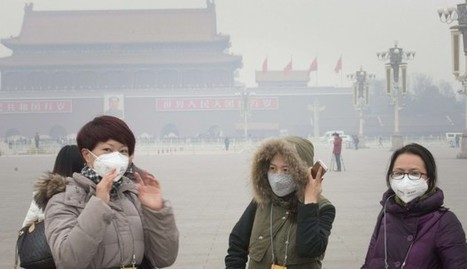 China to set up no-coal zones in cities around Beijing to tackle hazardous smog | Sustain Our Earth | Scoop.it