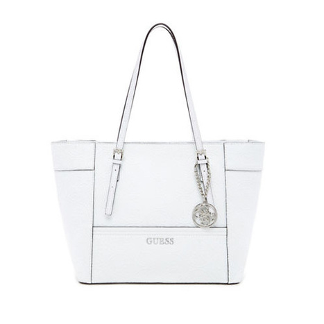 Guess Delaney Small Classic Tote-WHITE-One Size | Purses and Handbags | Scoop.it