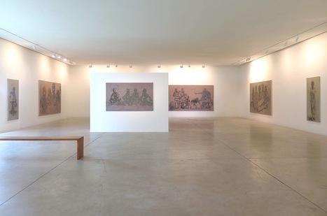 persona   exposition de Yéanzi à la Galerie Cécile Fakhoury - Abidjan   Galerie Cécile Fakhoury - Abidjan   Scoop.it