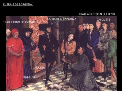 Indumentaria Masculina en la Baja Edad Media | Época Medieval: Vestuario y Calzado | Scoop.it
