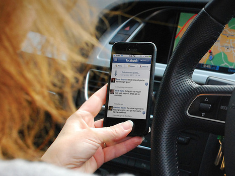 One in three drivers use handheld mobile phones | Automotive | Scoop.it